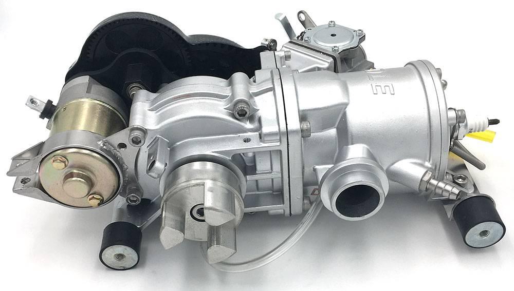 DLE动力冲浪板 106CC水冷两冲程引擎