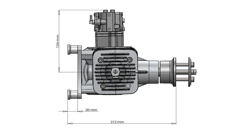 DLE170安装尺寸