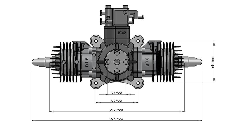 DLE60安装尺寸