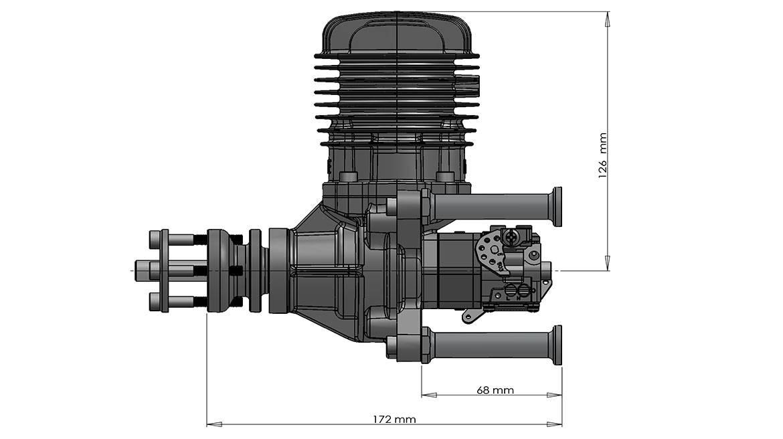 DLE61安装尺寸