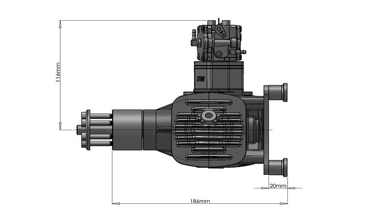 DLE120安装尺寸