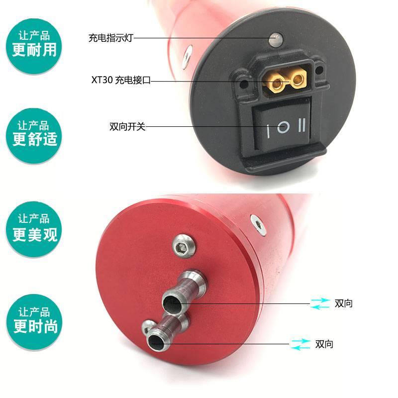 DLE电动油泵 接头介绍